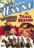 John Wayne - Double Bill: Randy Rides Alone/The Trail Beyond