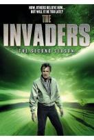 Invaders - The Complete Second Season