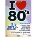 I Heart 80's: Big Hits of a Decade