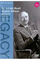 Sir Adrian Boult: Vaughan Williams - Symphony 8/Job: A Masque for Dancing