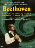 Sounds Magnificent: Beethoven - Symphony 5 &amp; 7: Andre Previn