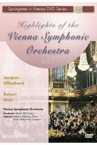 Highlights of the Vienna Symphony Orchestra - Vol. 2