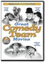 Great Comedy Team Movies - Africa Screams / Check And Double Check / The Flying Deuces