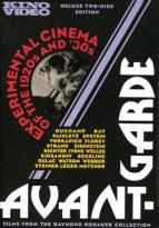 Avant Garde: Experimental Cinema of the 1920's and '30's