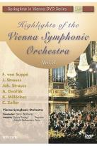 Highlights of the Vienna Symphony Orchestra - Vol. 3