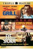 Sunset Grill/Scorpion Spring/Eye of the Storm