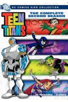 Teen Titans - The Complete Second Season
