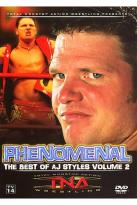 TNA Wrestling - Phenomenal: The Best of AJ Styles - Vol. 2