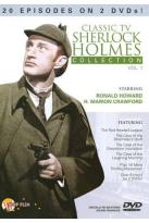 Classic TV Sherlock Holmes Collection - Vol. 1