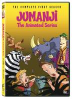 Jumanji - The Animated Series - The Complete First Season