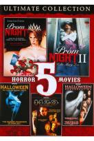 5 Horror Movies: Ultimate Collection
