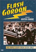 Original Flash Gordon Collection, The - The Purple Death From Outer Space