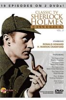 Classic TV Sherlock Holmes Collection - Vol. 2