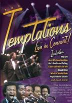 Temptations Live in Concert