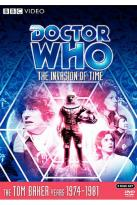 Doctor Who: Ep. 97 - Invasion of Time
