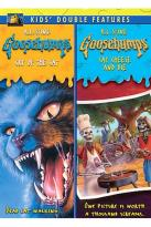Goosebumps - Cry Of The Cat/Say Cheese And Die