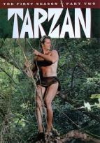 Tarzan: Season One, Part Two
