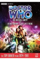 Doctor Who: The Invisible Enemy (No. 93) with K9 and Company - A Girl's Best Friend