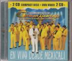 Lizarraga, German - En Vivo Desde Mexicali (DVD/CD Combo)