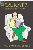 Dr. Katz, Professional Therapist - The Complete Series