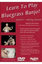 John Lawless: Learn to Play Bluegrass Banjo! - Lesson 1: Get Started