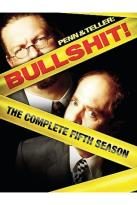 Penn &amp; Teller - Bullsh*t! - The Complete Fifth Season