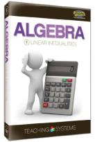 Standard Deviants: Algebra, Vol. 5 - Linear Inequalities