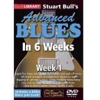 Lick Library: Stuart Bull's Advanced Blues in 6 Weeks - Week 1