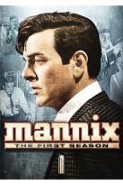 Mannix - The Complete First Season