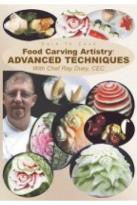 Food Carving Artistry:Advanced Techni