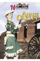 Annie Oakley: Vol. 2 - 5 Episodes