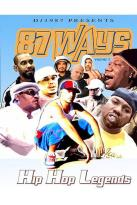 DJ 1987 - 87 Ways DVD Mixtape Vol. 1: Hip Hop Legends