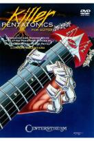 Dave Celentano: Killer Pentatonics for Guitar
