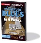 Lick Library: Stuart Bull's Advanced Blues in 6 Weeks - Week 4