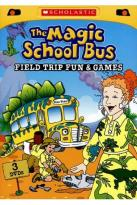 Magic School Bus: Field Trip Fun and Games