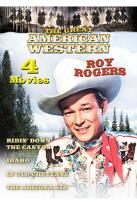 Great American Western - Vol. 33 - 4 Movies