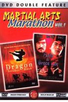 Martial Arts Marathon Volume 1 - Dragon Strikes Back/ Fists of Bruce Lee