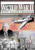 World War II With Walter Cronkite - Boxed Set