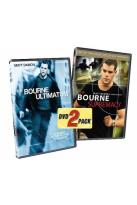 Bourne Ultimatum/The Bourne Supremacy