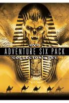 Adventure Six Pack Collector's Set