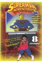 Superman Cartoons Vol. 2 - 8 Episodes