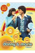 Donny & Marie Vol. 1- Best Of DVD