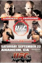 UFC 76 - Knockout: Liddell vs. Jardine/ Shogun vs. Griffin