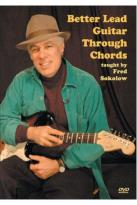 Fred Sokolow: Better Lead Guitar Through Chords