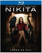 Nikita - Complete Fourth & Final Season