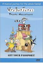 WeeBeeTunes Travel Adventures: Get Your Passport!