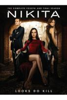 Nikita - The Complete Fourth and Final Season