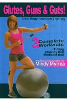 Mindy Mylrea: Glutes, Guns & Guts!