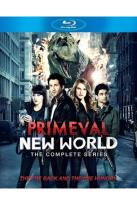 Primeval - New World - The Complete Series