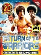 Return Of The Warriors - Twenty Movie Set